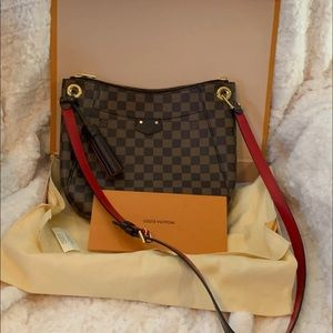 Authentic Louis Vuitton South Bank Besace